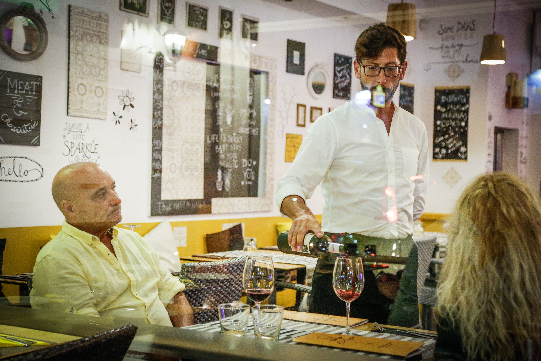 Specialty restaurant in meats Palma de Mallorca