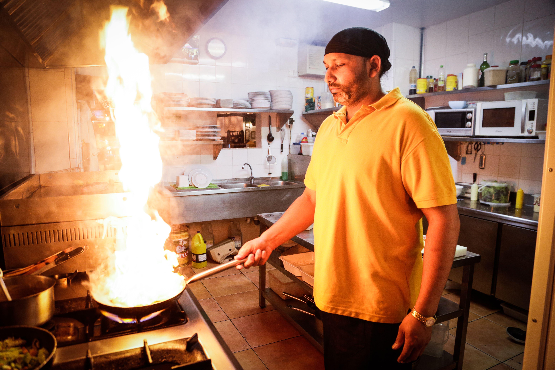 Foto 80 de Cocina internacional en  | El Fogón