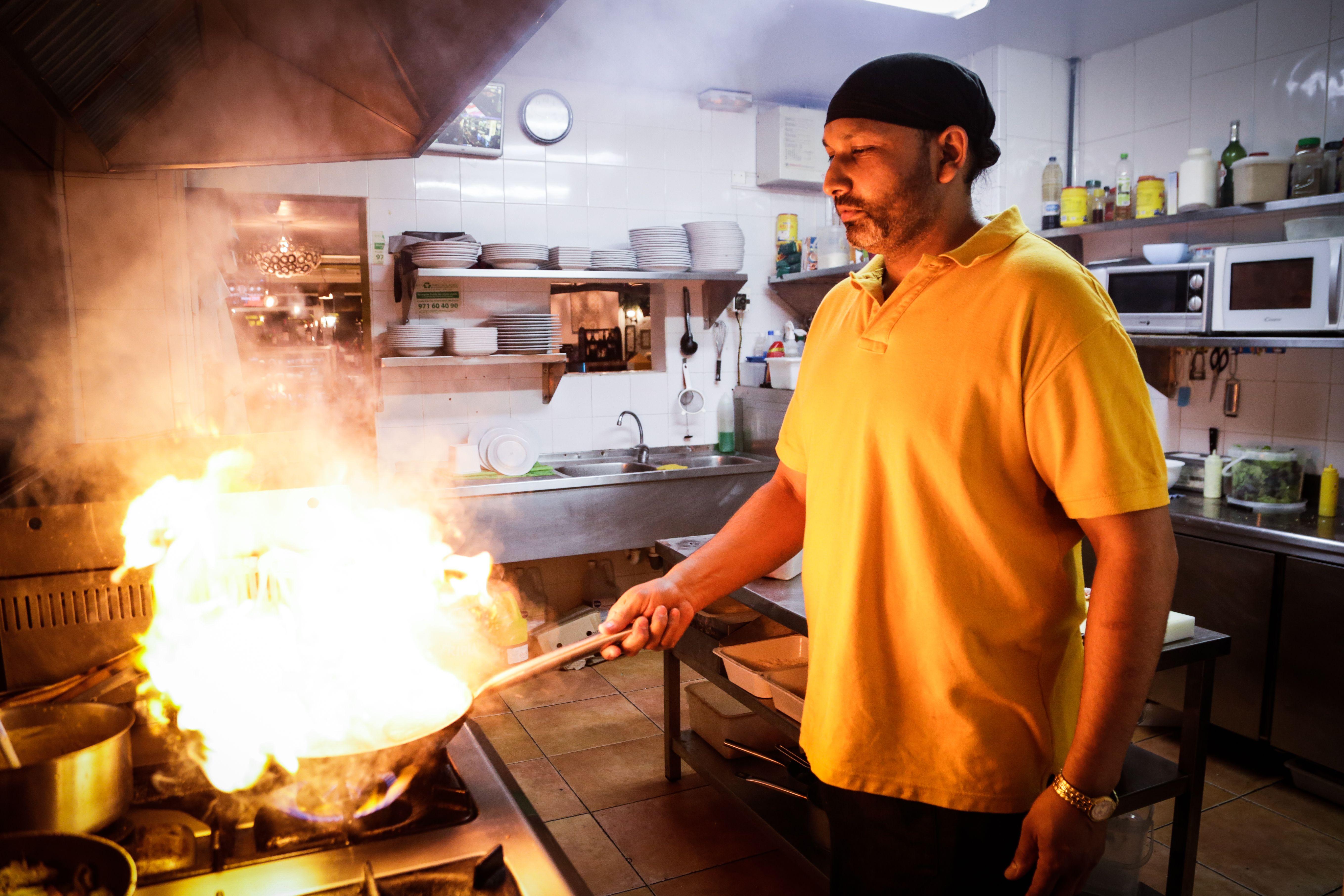 Foto 81 de Cocina internacional en  | El Fogón