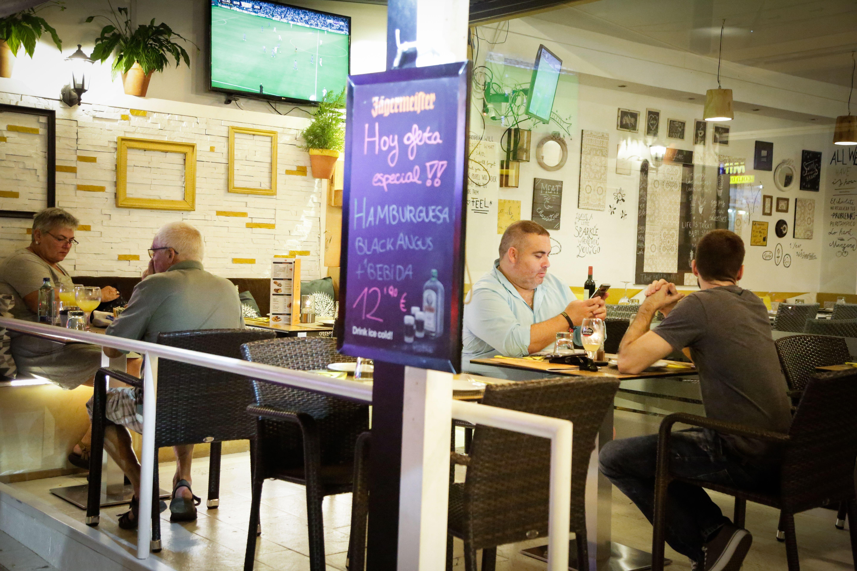 Restaurante menú infantil Palma de Mallorca