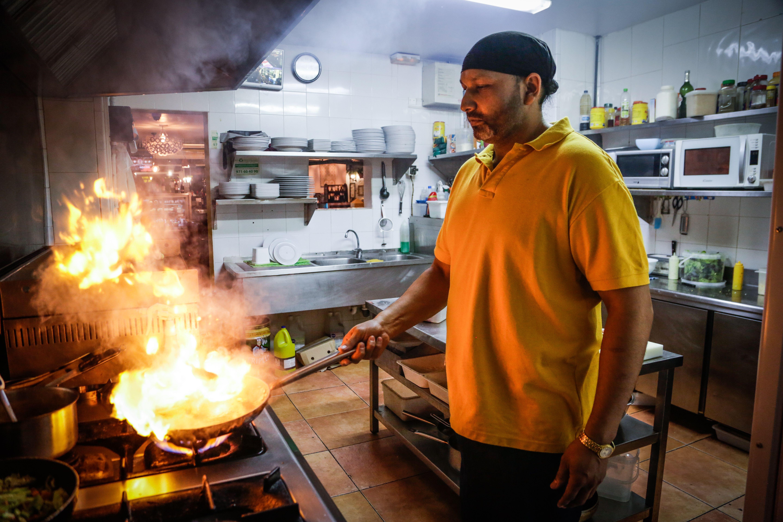 Foto 82 de Cocina internacional en  | El Fogón