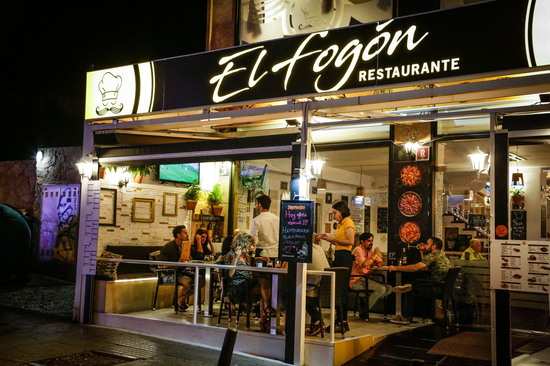 Restaurante cocina internacional Palma de Mallorca