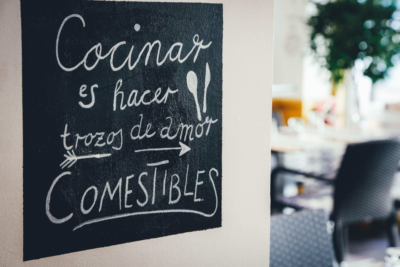 Restaurante menú del día Palma de Mallorca