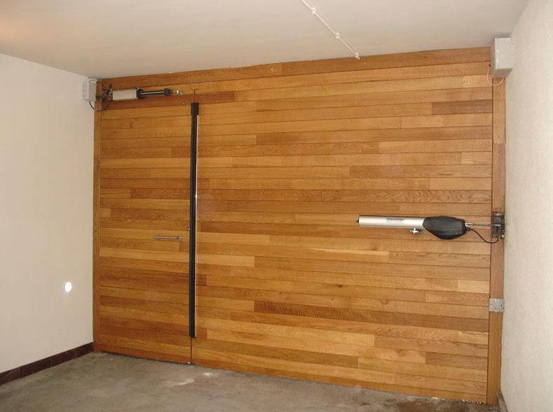 instalacion de motores en puertas de garaje navarra