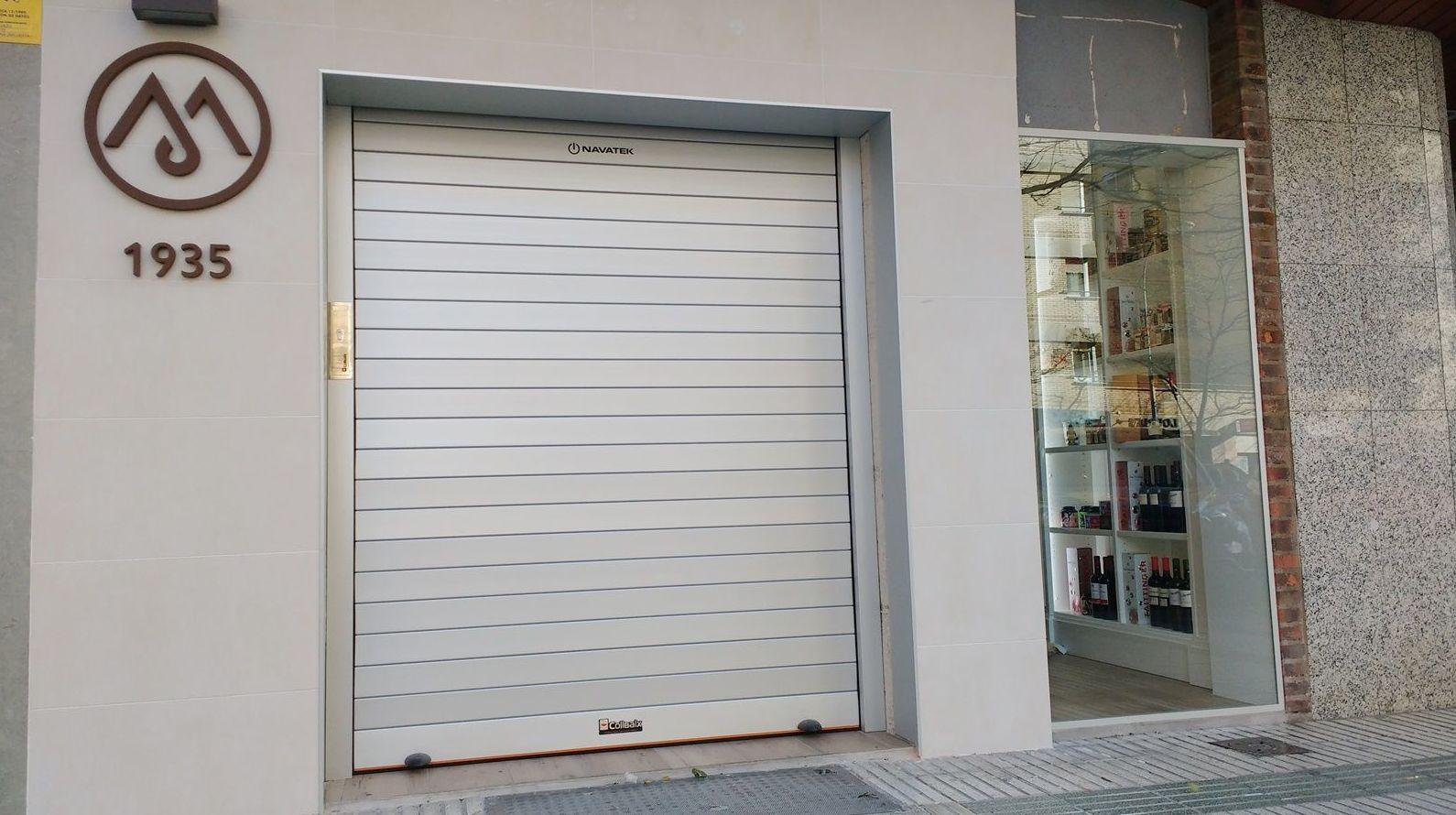 Foto 122 de Puertas automáticas en Olite | Navatek Puertas Automáticas SL