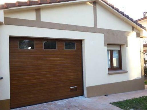 instaladores de puertas de garaje en navarra