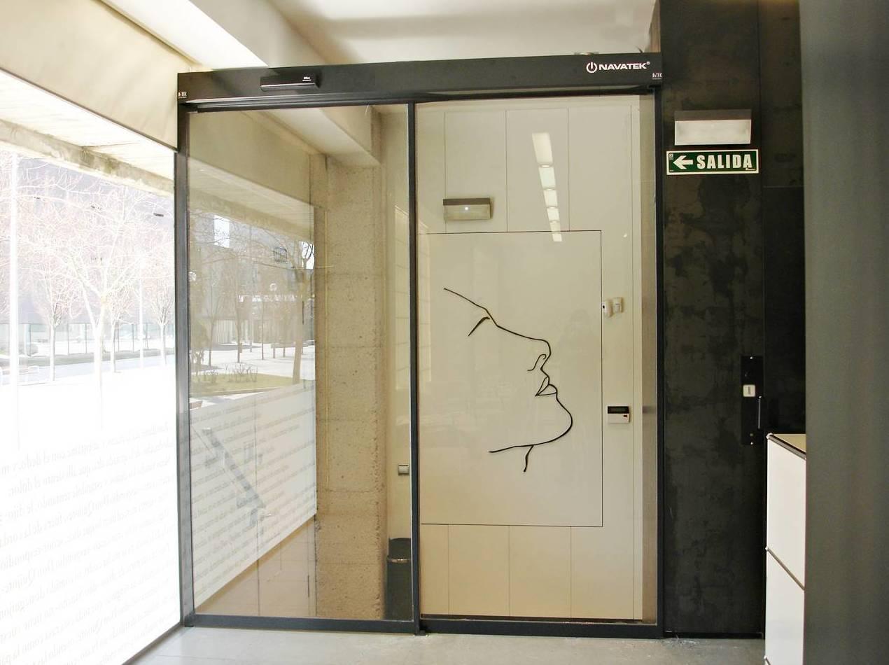 Puertas automaticas Pamplona