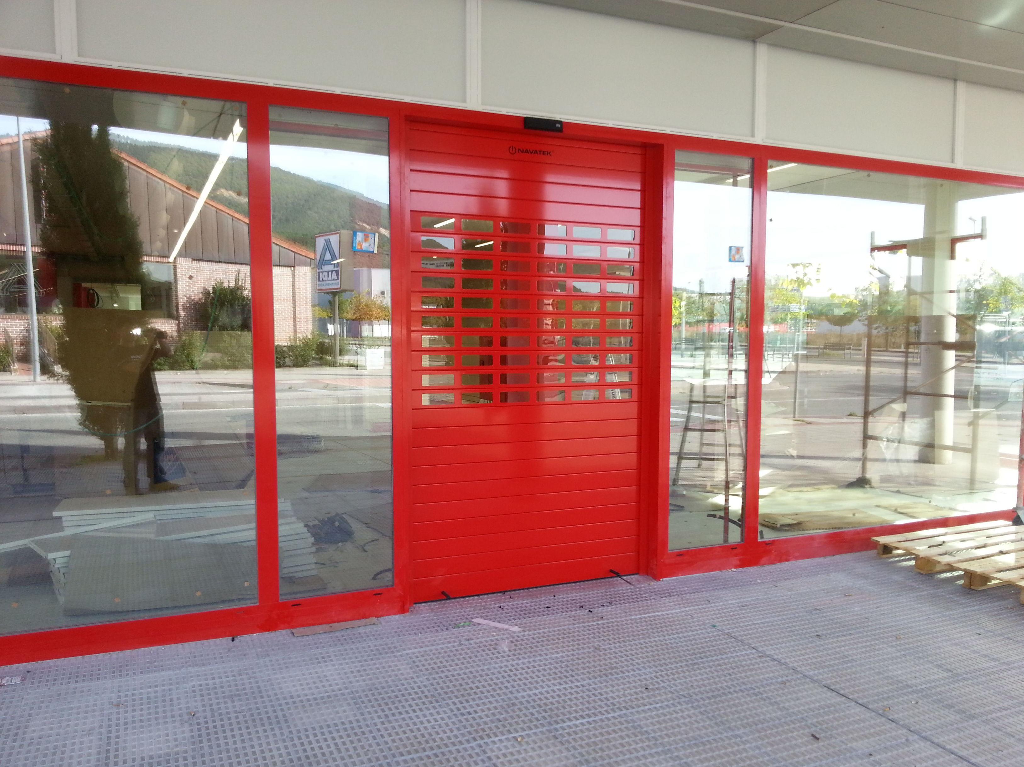 Instalación de persianas automáticas en Pamplona