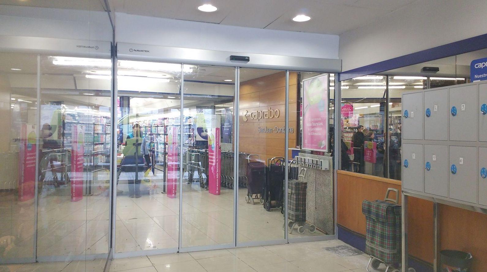 Foto 128 de Puertas automáticas en Olite | Navatek Puertas Automáticas SL
