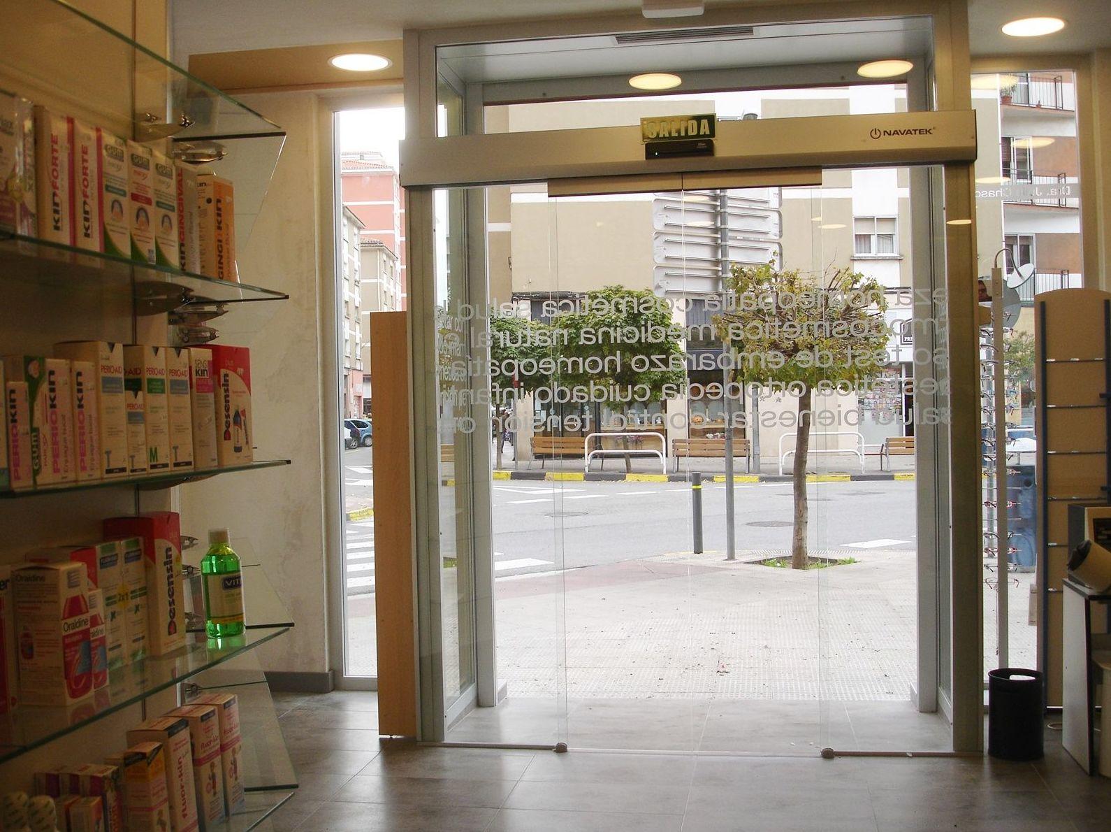 Foto 119 de Puertas automáticas en Olite | Navatek Puertas Automáticas SL
