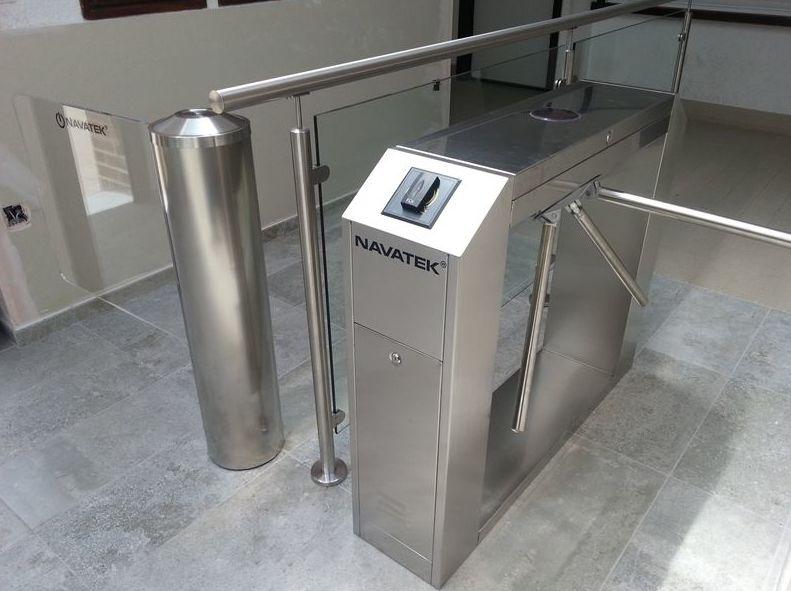 Control accesos de instalaciones deportivas Navatek