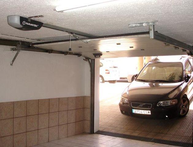 instaladores motores en puertas de garaje navarra