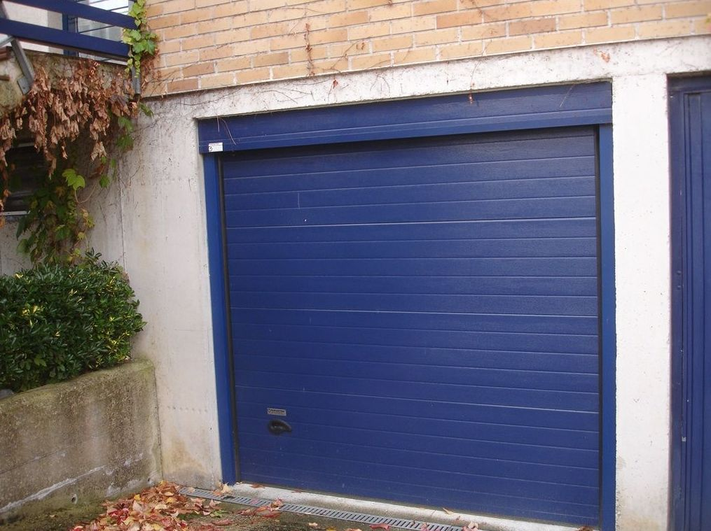 puertas de garaje en navarra