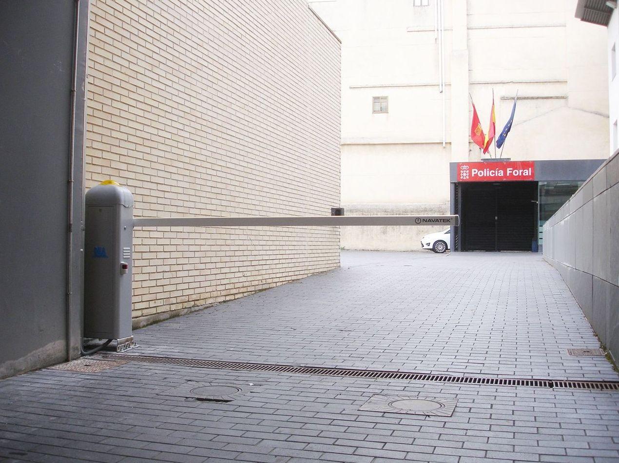 Foto 117 de Puertas automáticas en Olite | Navatek Puertas Automáticas SL