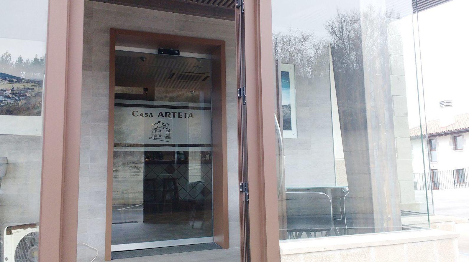 instaladores puertas automaticas restaurantes navarra