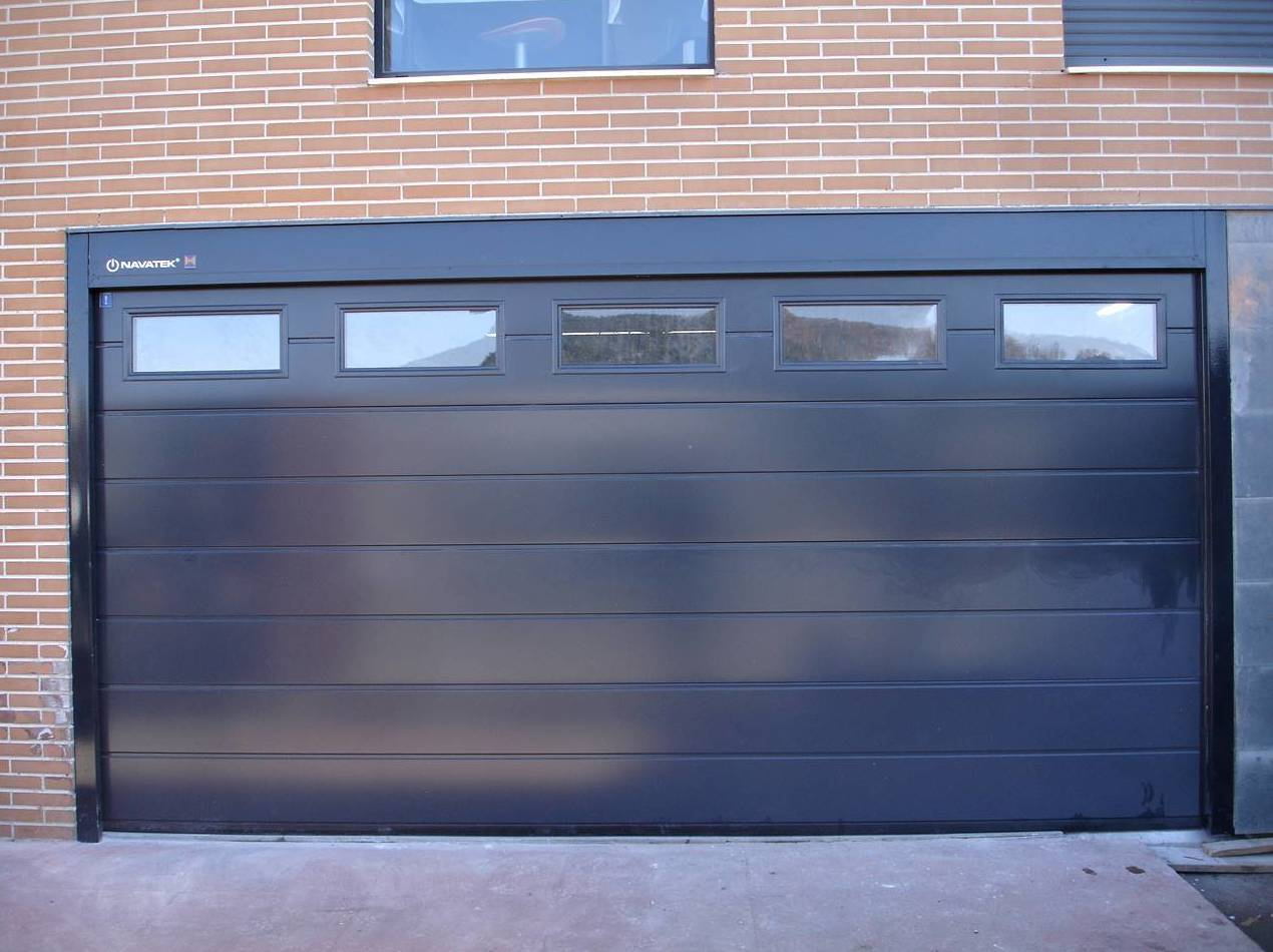 Puertas garaje Hormann Navatek
