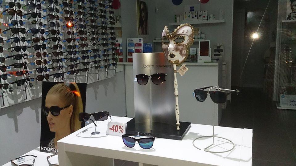 Gafas de sol en  Los Alcázares