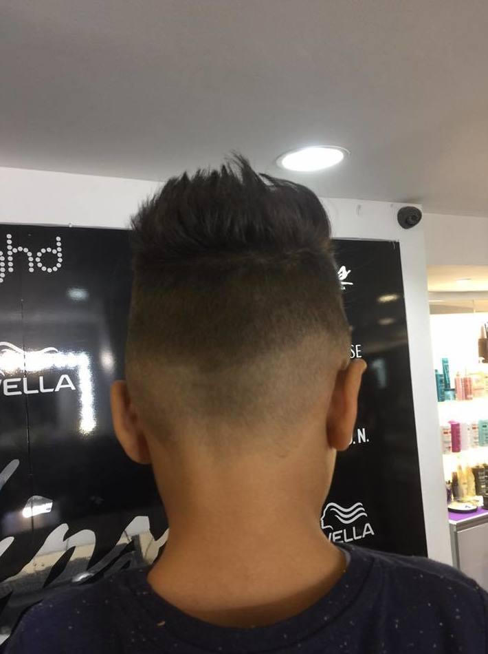 Corte de pelo en Ibiza