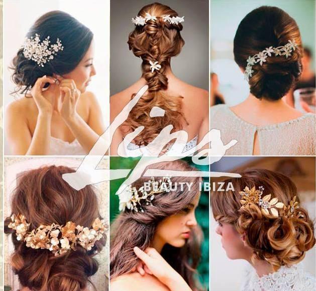 Especial novia e invitadas: Servicios de Lips Beauty Ibiza