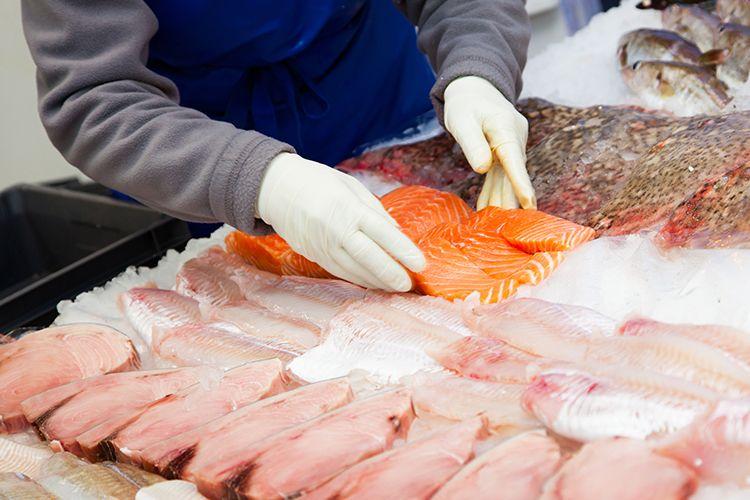 Venta directa de pescado en A Coruña