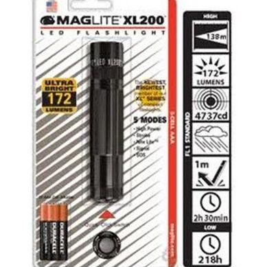 Linternas Maglite. XL200: Productos de Jesfeltom, S. L.