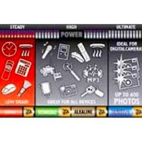 Pilas zinc - Salinas: Productos de Jesfeltom, S. L.