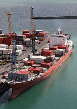 Transporte marítimo: Servicios de Medatlantic Management, S.L.