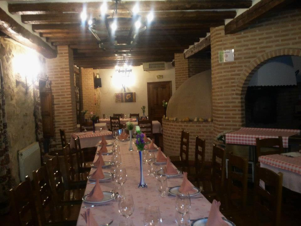 Restaurante El Caserón, celebraciones de eventos familiares
