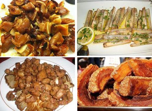 Restaurante El Caserón, gran variedad en raciones