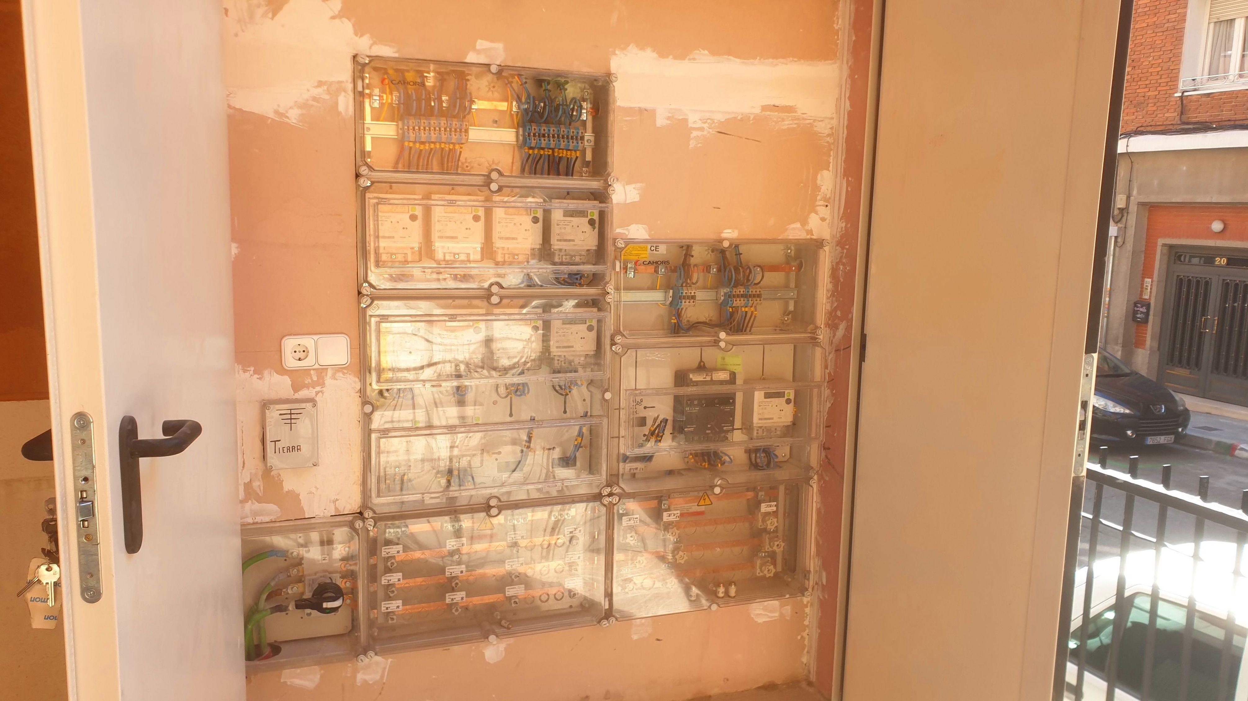 Foto 19 de Electricidad en Rivas-Vaciamadrid | Electricidad Bellavista, S.L.