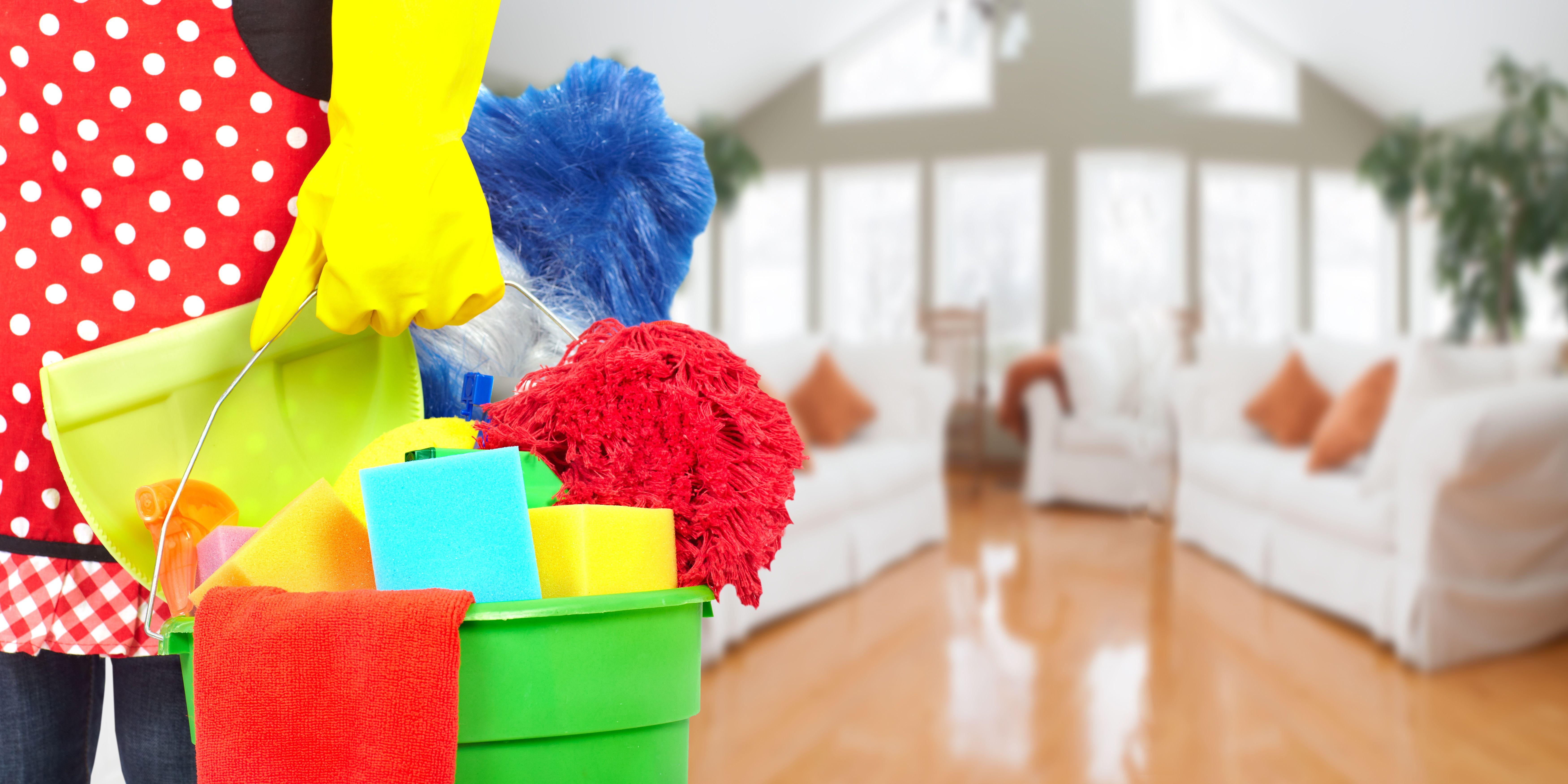 Servicios de limpieza en Zaragoza