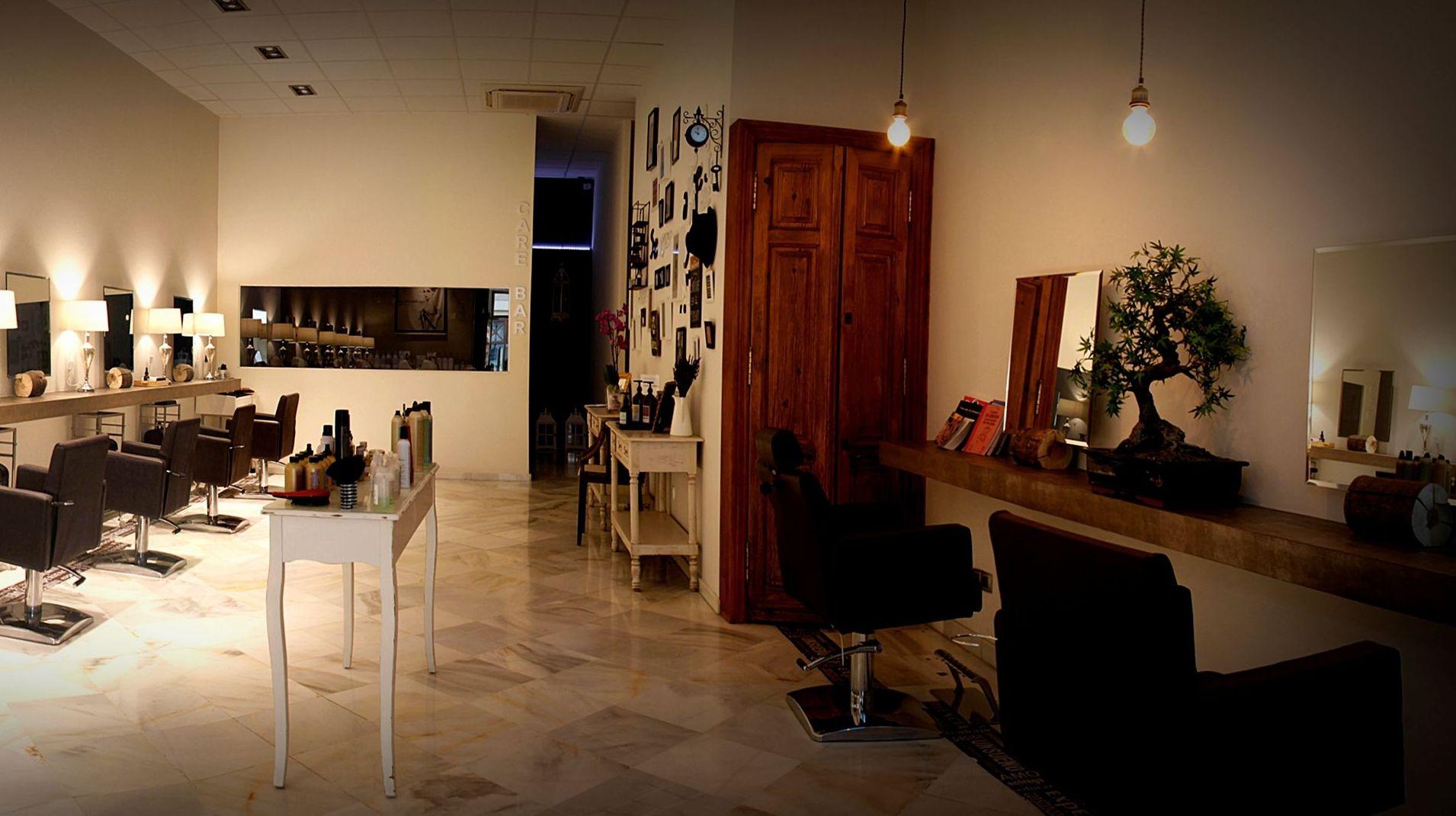 Salón de peluquería y estética en Mérida