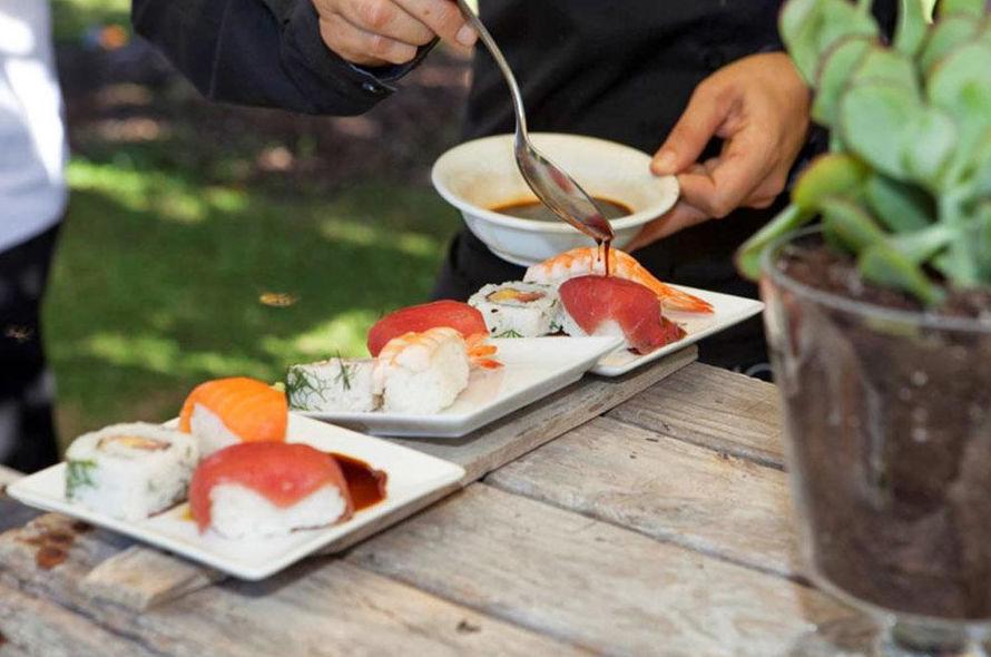Showcooking y estaciones: Servicios de Tot a Punt Catering