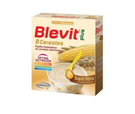 Blevit plus 8 cereales Superfibra : Productos de Parafarmacia Centro