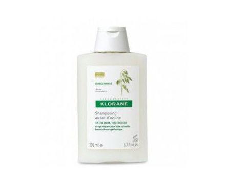 Klorane champú a la leche de avena 400ml: Productos de Parafarmacia Centro