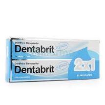 Dentabrit Dentífrico Blanqueador: Productos de Parafarmacia Centro