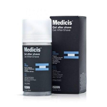 Isdin Medicis Gel after shave 100ml: Productos de Parafarmacia Centro