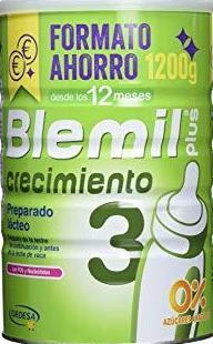 BLEMIL PLUS 3 CRECIMIENTO LECHE 800 GR. PVP 15,00 €