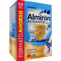 Almirón Advance 3 1200g + 1200g: Productos de Parafarmacia Centro