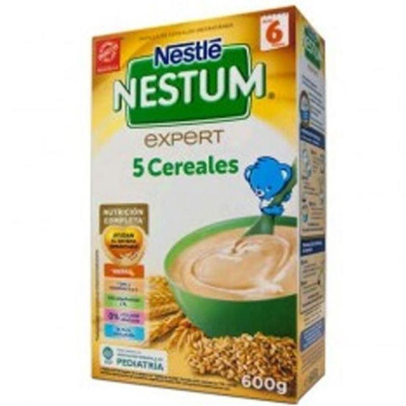 Nestlé Nestum 5 cereales: Productos de Parafarmacia Centro