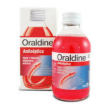 Oraldine colutorio antiséptico 400ml: Productos de Parafarmacia Centro