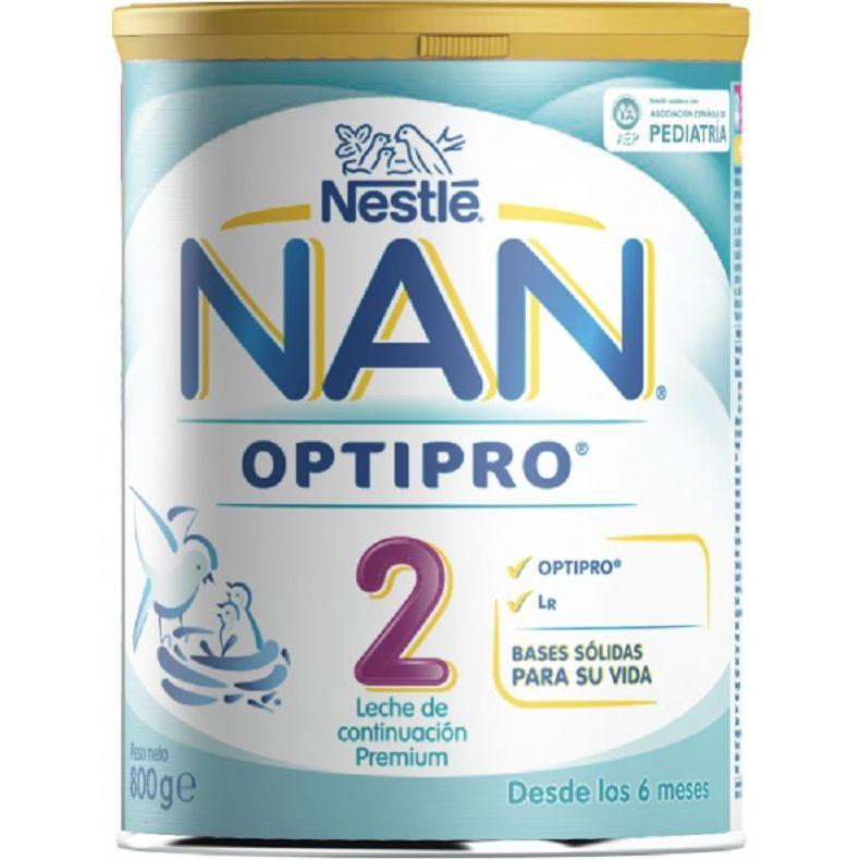 OFERTA NESTLE NAN 2 PVP 22,00 € 2 UD