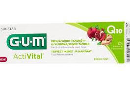 Crema dental Gum Activital Gel 75ml: Productos de Parafarmacia Centro