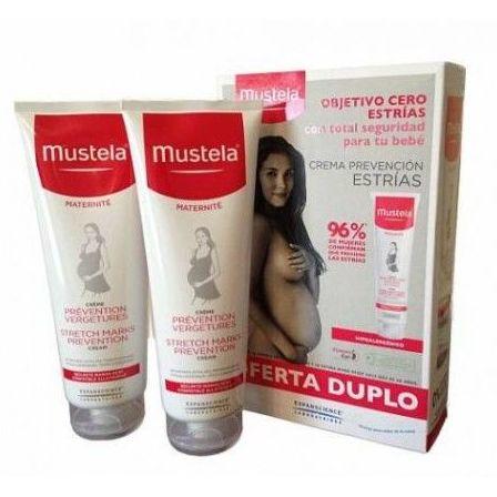 Mustela Crema Prevención Estrías 2 x 250ml: Productos de Parafarmacia Centro