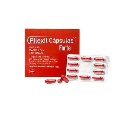 Pilexil® Forte 100cápsulas: Productos de Parafarmacia Centro