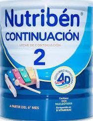 Nutribén leche de continuación: Productos de Parafarmacia Centro