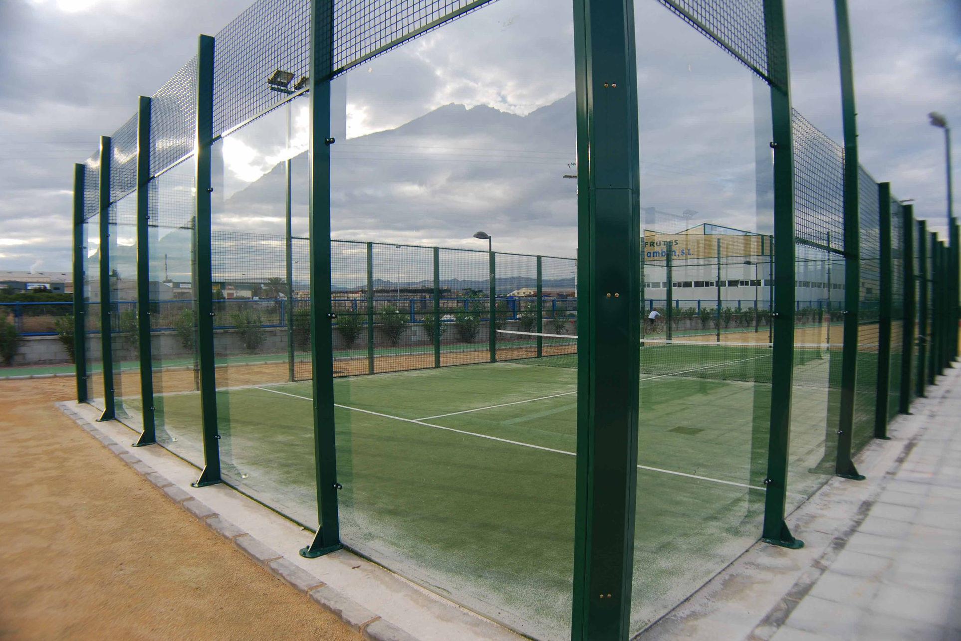 Limpieza y mantenimiento de instalaciones deportivas en Sevilla