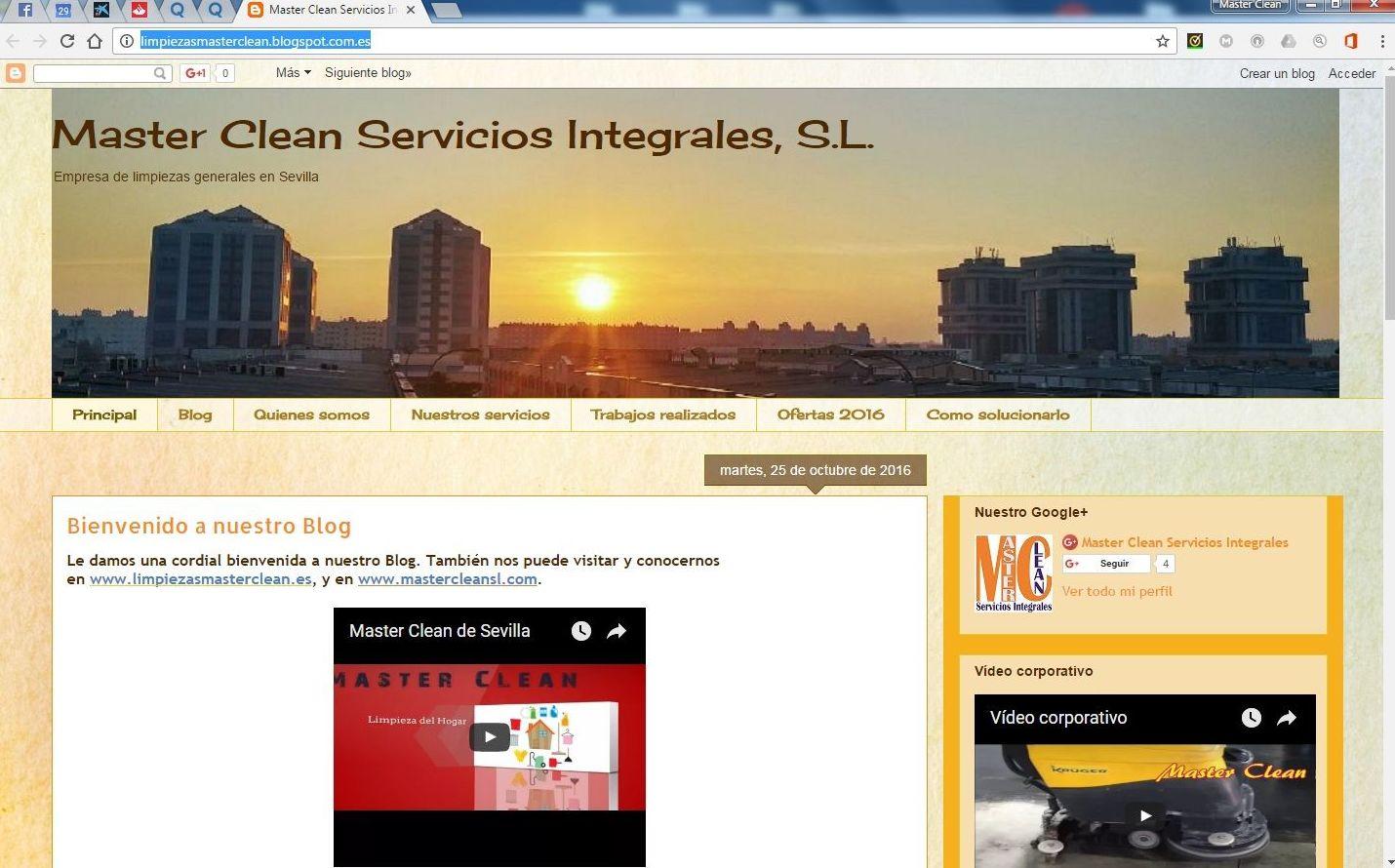Nuestro nuevo Blog