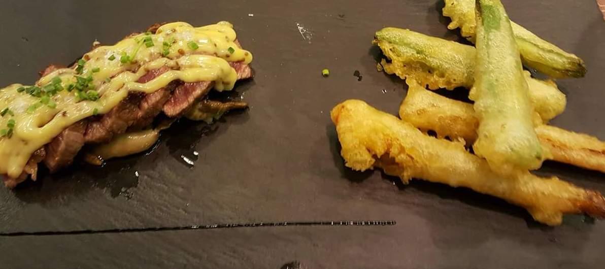 Pintxos Clasicos: Nuestra cocina de Joseba Añorga Taberna