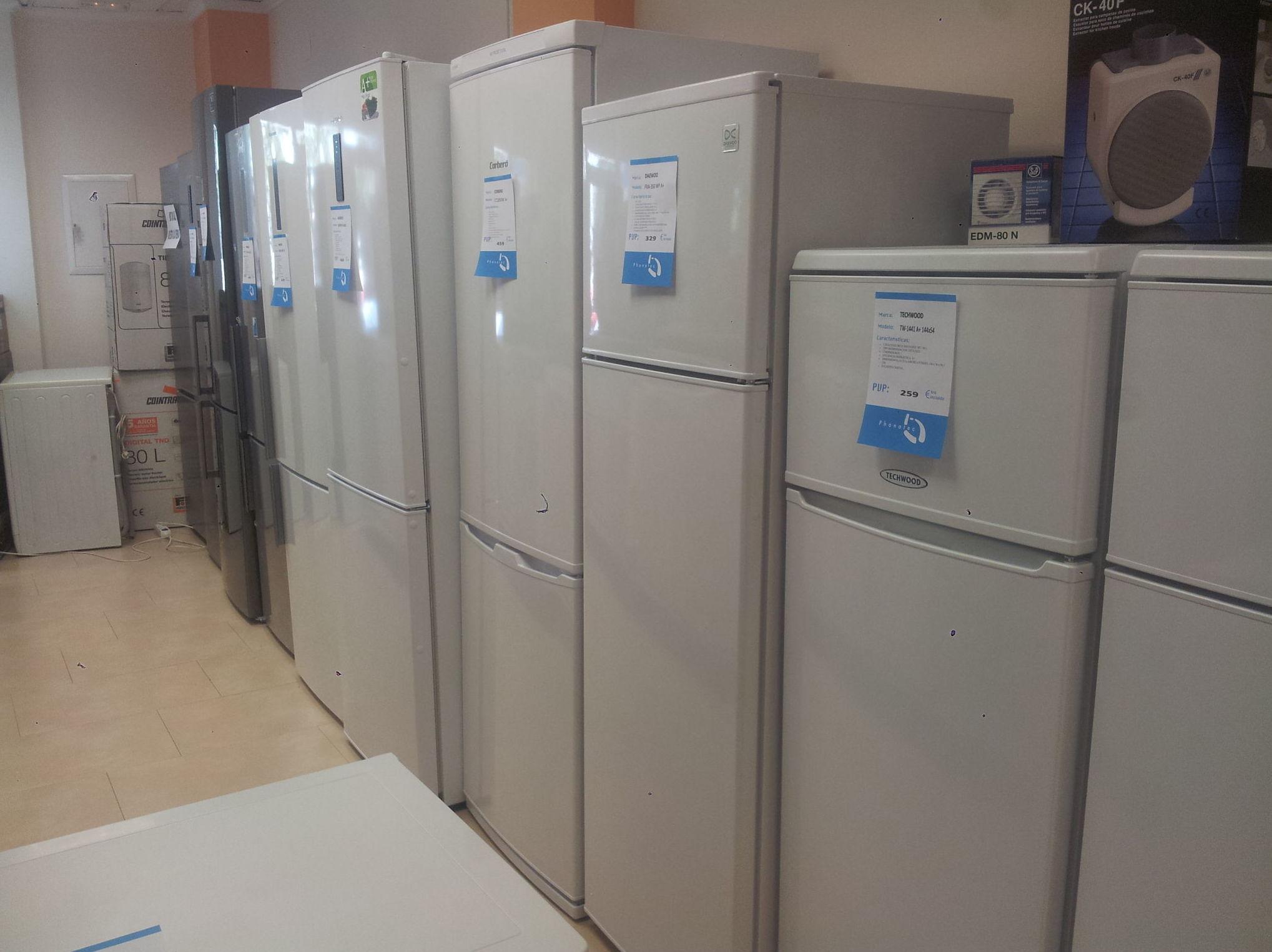 tienda de electrodomesticos Rojales